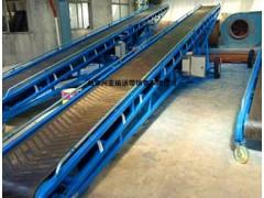 供应包装箱皮带输送机DY升降式皮带输送机厂家直销防滑皮带机