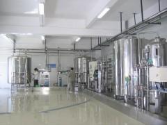 药厂GMP认证纯化水设备