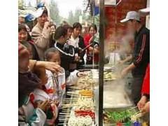 北京一路飘香美食车加盟总部加盟费用