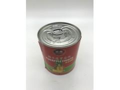 糖水荔枝罐头 454g扇块(长块) 厂家直销 零售食品批发