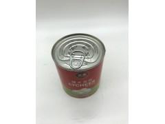 糖水荔枝罐头 454g圆片 厂家直销 零售食品批发 招代理