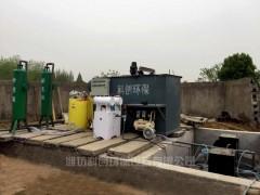 达标豆制品污水处理设备价格