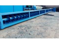 滑石粉U型管式送料机  石灰粉U型上料机