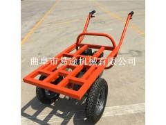 果园施肥动力搬运车 加大载重汽油手推车