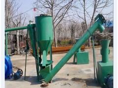 兴亚垂直螺旋提升机销售TL粉末绞龙螺旋输送机粉料螺旋上料机