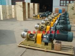 NYP8/1.0内环式高粘度转子泵 发泡机专用泵