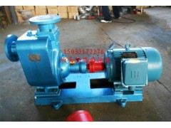 40ZW-20无堵塞排污泵  自吸式排污泵