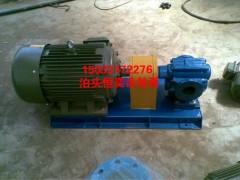 ZYB483.3渣油齿轮泵 输送渣油、煤焦油、重油