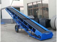 出售移动皮带输送机 集装箱装车皮带运输机 DY电动升降皮带机