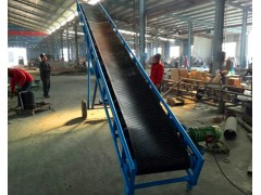 DY皮带输送机 人字形爬坡防滑装车皮带传送机输送机供应