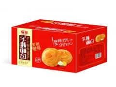 手撕面包 蛋糕厂家河南君凡食品红豆手撕面包震撼招商