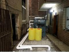 养殖冲洗废水处理设备达标案例