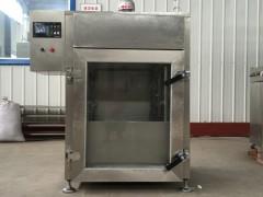 烤肠烟熏炉 培根烟熏炉 高效节能炉