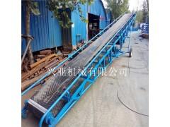 移动升降皮带输送机 爬坡输送机 小型不锈钢食品输送机供应