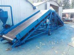 短途运输移动皮带机  800mm宽装卸散料输送机