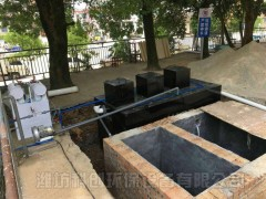 10套别墅污水处理设备价格