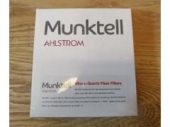 瑞典Munktell石英纤维滤筒,石英纤维滤膜,玻璃纤维滤筒