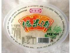 手工甜曲酒厂家直销喜慧源碗装佬米酒(400克)月子米酒醪糟酒
