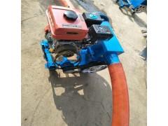 6+6米长软管抽料机  高效车载抽粮软绞龙