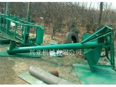 219管径螺旋输送机 TL管式大型螺旋提升机定做厂家