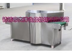 野葛根切丁专用设备 推拉式茯苓切块机