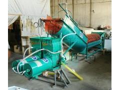 红薯淀粉生产线,红薯淀粉渣浆自分离设备