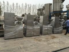 大量出售二手粉碎机316L不锈钢材质制药化工食品专用