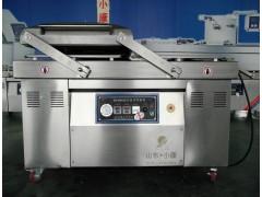 山东小康牌DZ-600/2S鱼块真空包装机