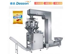 供应圆形糖果自动称重包装机 高速糖果包装机械