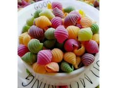 彩色果蔬面机,果蔬造型面机,海螺贝壳面机