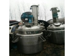 面向全国拆除回收二手搪瓷反应釜|不锈钢反应釜