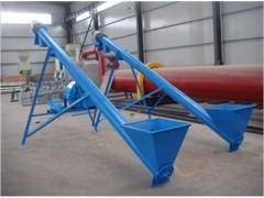 U型螺旋输送机 易结块物料用 提升机 螺旋输送机高效率