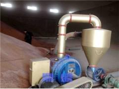粉剂料装仓气力输送机 吸送式风力输送机