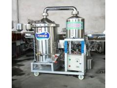 50型电气两用烧酒机纯粮酿酒设备
