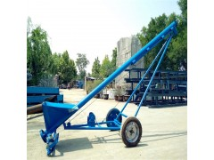 玉米大豆管式提升机  饲料颗粒倾斜运输机