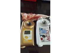 水果品质检测——免试剂便携式水果糖度、酸度一体机(供应)