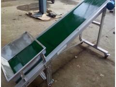 爬坡食品皮带输送机价格 兴亚食品皮带输送线批发厂家