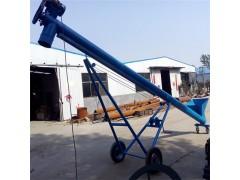 塑料颗粒提升机 螺旋管电动提升机 高质量递料机
