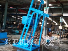 食品厂单斗垂直提升机 花生 干果斗式上料机加工设计厂家