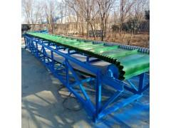 食品厂皮带输送机 带式输送机槽型皮带机 食品级输送带