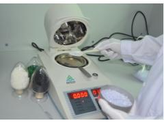 塑料颗粒水份含量测定仪