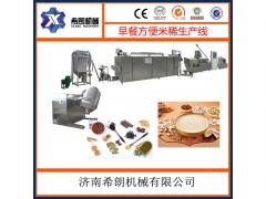 早餐猴菇米稀生产设备