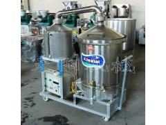 生熟料酿酒设备家用电锅蒸酒机
