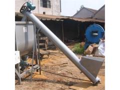 兴亚不锈钢绞龙输送机TL螺旋提升机 粉料3米上料机供应厂家