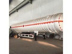 回收闲置报废二手LNG天然气运输槽车