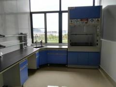 实验室边台设计及安装