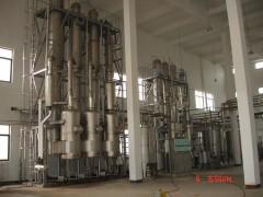 降膜浓缩器MVR 废水蒸发结晶器 专业定制氯化钠蒸发器