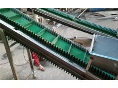 兴亚机械手流水线设备 兴亚皮带输送机厂家 爬坡输送机