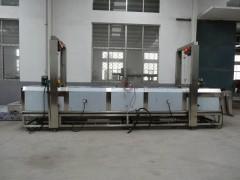 小龙虾油炸机 小龙虾油炸生产线 尺寸定制
