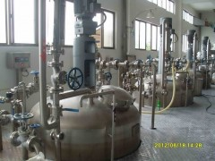 食品添加剂发酵罐 生物饲料发酵工程 海洋生物酶发酵系统